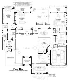 outstanding floor plan search. The Cadiz is a luxurious Toll Brothers home design available at Saguaro  Estates View this model s floor plans your own more his and her bathroom layouts Google Search master suite