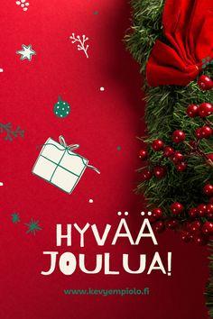 On aika rauhoittua joulun viettoon. Hyvää joulua! Christmas Tree, Christmas Ornaments, Holiday Decor, Teal Christmas Tree, Christmas Jewelry, Xmas Trees, Christmas Trees, Christmas Decorations, Christmas Decor
