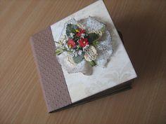Mini album con buste da lettera