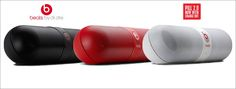 Easily take your favorite music with you most anyplace you go with this portable Beats by Dr. Dre Pill 2.0 Speaker with some useful features, including easy pairing with compatible smart phones.