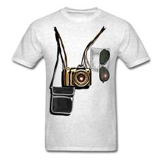 This Professional tourist T-Shirt is printed on a T-Shirt and designed by fotoplastykon. Available in many sizes and colours. Buy your own T-Shirt with a Professional tourist design at Spreadshirt, your custom t-shirt printing platform!