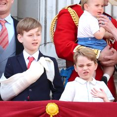 Princess Charlotte Changed Hair Style at Trooping the Colour | PEOPLE.com Princess Charlotte, Princess Diana, Mom Style, Hair Style, Queen Elizabeth Birthday, Plait Braid, Airbrush Foundation, Mom Show, Pulled Back Hairstyles
