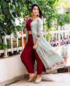 Latest Indo Western Dresses