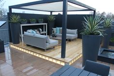 The pergola kits are the easiest and quickest way to build a garden pergola. There are lots of do it yourself pergola kits available to you so that anyone could Diy Pergola, Pergola Shade, Pergola Plans, Pergola Kits, Gazebo, Black Pergola, Pergola Carport, Steel Pergola, Patio Shade