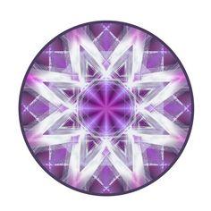 Extra large Mandala Art-Scottish Heather Colours-Oversized art - very large art - Spiritual Kaleidoscope - Celtic Art Inspirational
