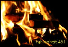 The original title of Fahrenheit 451 was The Fireman .