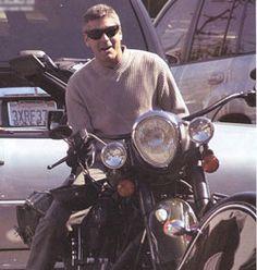 George Clooney Images, Important People, Elvis Presley, Baby Love, Style Icons, Famous People, Celebrities, Celebs, Bike