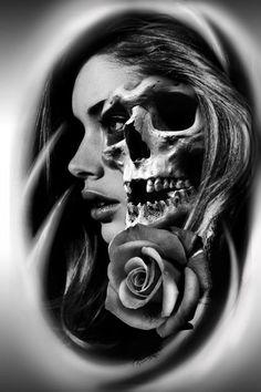 Αποτέλεσμα εικόνας για black and grey tattoo designs
