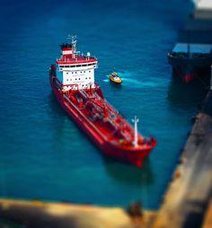 My own Oil Tanker by Charlie Wild, via Flickr
