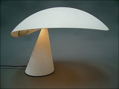 Lavinia Lamp designed by Masayaki Kurosawa for Artemide, 1965.