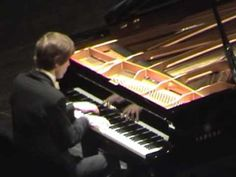 I love Lugansky's crescendo there.  PS when Liszt wrote these etudes there were only 5 persons alive that could play them.