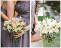 villa wedding flower bouquets