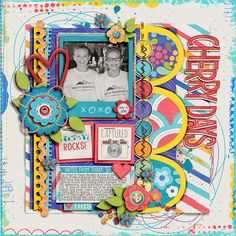 Layout using {Duo 24-Pecky Peck} Digital Scrapbook Templates by Brook Magee available at Sweet Shoppe Designs http://www.sweetshoppedesigns.com/sweetshoppe/product.php?productid=31260&cat=764&page=1 #brookmagee