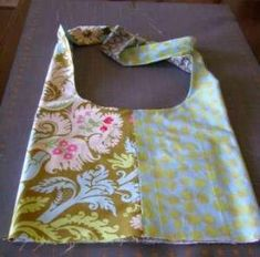 The Boho Sling Bag - plain or fancy. A sewing project for everyone - regardless of their sewing pedigree or experience! The Boho Sling Bag seems to be fairly popular among those that could form th...