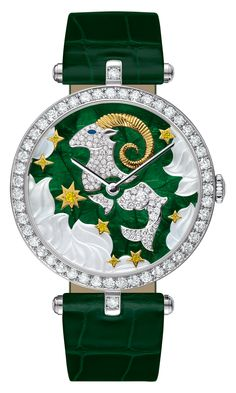 Lady Arpels Zodiac Capricorn Extraordinary Dial