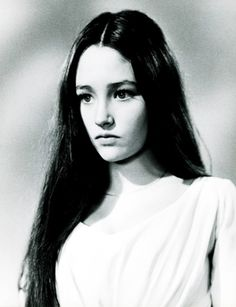 Olivia Hussey (Romeo and Juliet), 1968