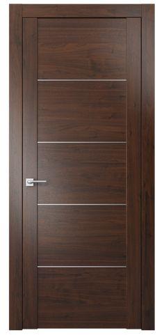 10 Sarto Planum 4114 Interior Door Ash Chocolate Vertical Unitedporte Inc
