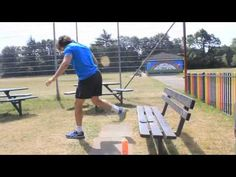 Park Bench Workout - YouTube
