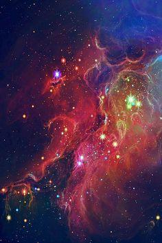 Tornado Nebula