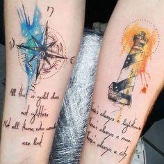 rumbo fijo tattoo