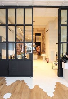 interrupted floor Leedy Interiors NJ Interior Designer NJ interior design trends