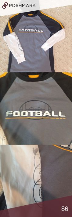 Football Hooded Shirt Cute for fall Simply For Sports Shirts & Tops Sweatshirts & Hoodies