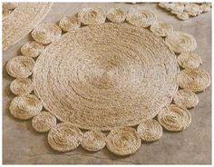 DIY alfombras de cuerda