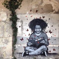 Jeff Aérosol #streetart