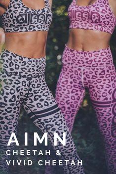 e254cf792d63bc  cheetah  activewear  leggings  running  fitness  aimn  online  pink