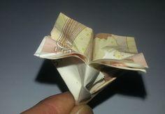 Die 59 Besten Bilder Von Scheine Falten Gift Ideas Money Gifting