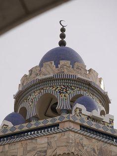 Touba mosque by tj.haslam