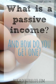 Passive Income Opportunities for Work at Home Moms. What is a passive income and how do you find one?