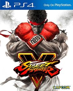 Street Fighter 5 (PS4) Capcom http://www.amazon.co.uk/dp/B00ZEYZNHW/ref=cm_sw_r_pi_dp_QUMPwb04GCMX9