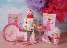 Pinkalicious Party for eight