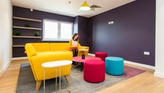 Interaction Case Study   CPI Books, Melksham, wanted to promote well-being and enhance the company''s culture by offering a contemporary new workplace for its employees.