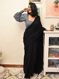 Lehenga Designs, Saree Blouse Neck Designs, Fancy Blouse Designs, Designs For Dresses, Saree Jacket Designs Latest, Latest Kurti Designs, New Saree Designs, Saree Blouse Patterns, Skirt Patterns