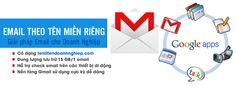 Dịch vụ Email miễn phí cho công ty mang lại lợi ích gì ?