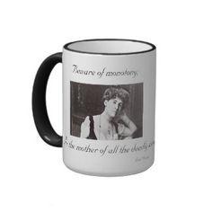 Beware of Monotony Mug