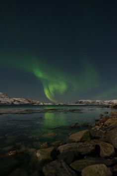 Aurora Borealis by Marc B