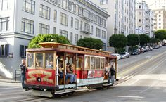 I was once forcibly removed from the cable car in San Francisco. Something about having to pay a fare.