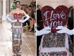 Let's have a heart-to-heart | Maison Martin Margiela