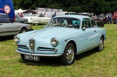 Alfa Romeo Giulietta Sprint #alfa #alfaromeo #italiandesign
