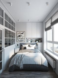 Tiny Apartment Living, Small Apartment Interior, Small Apartment Design, Studio Apartment Decorating, Small Space Living, Small Spaces, Condominium Interior, New Home Designs, Home Decor Furniture