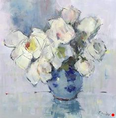 Strong and True by Nancy Franke Oil ~ 30 x 30