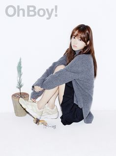 Park Bo Young Will Have You Saying 'OhBoy!' in New Pictorial | Koogle TV