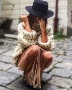 Woah trui en hoed! !!