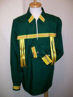 Ribbon shirt pattern native american