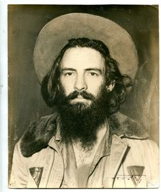 Camilo Cienfuegos by Naranjo, Cuba, 1959