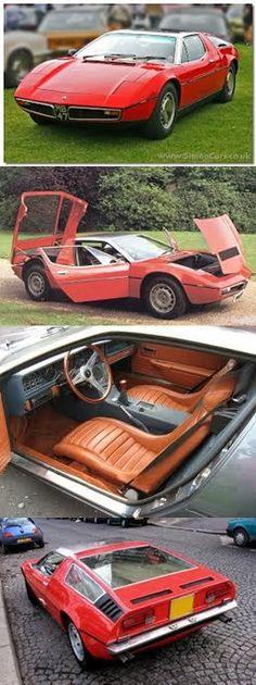 Maserati Bora …