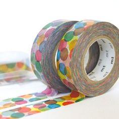 Carnival Dots Masking Tape